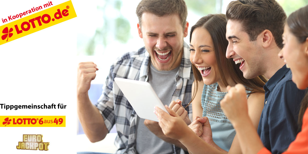 Lotto Tippgemeinschaft Online